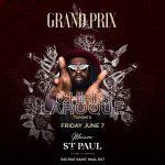Grand Prix 2019   Friday June 7th Chris Laroque