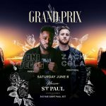 Grand Prix 2019   Saturday June 8th Toni Vegas
