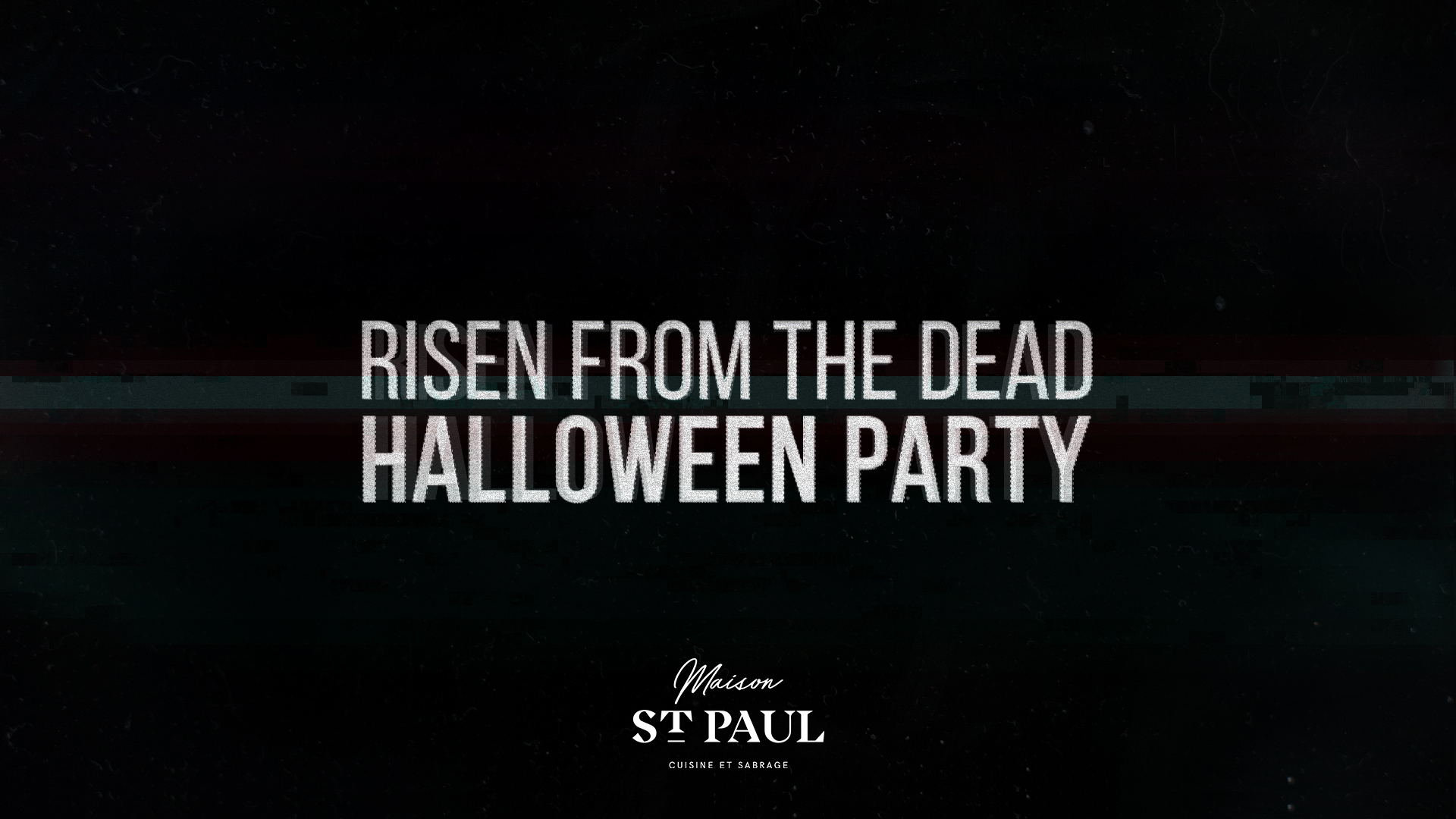 Risen from the Dead Halloween Party